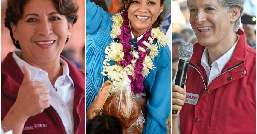 Elecciones en el Estado de México, Edomex