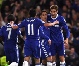 Chelsea v Manchester City - Premier League