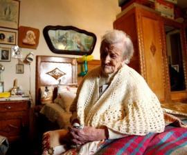Emma Morano la mujer más anciana del mundo