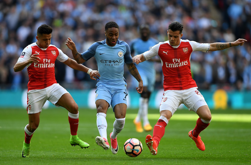 Arsenal v Manchester City - The Emirates FA Cup Semi-Final