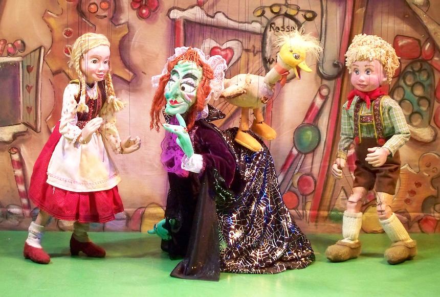 Cuentos - Hansel y Gretel