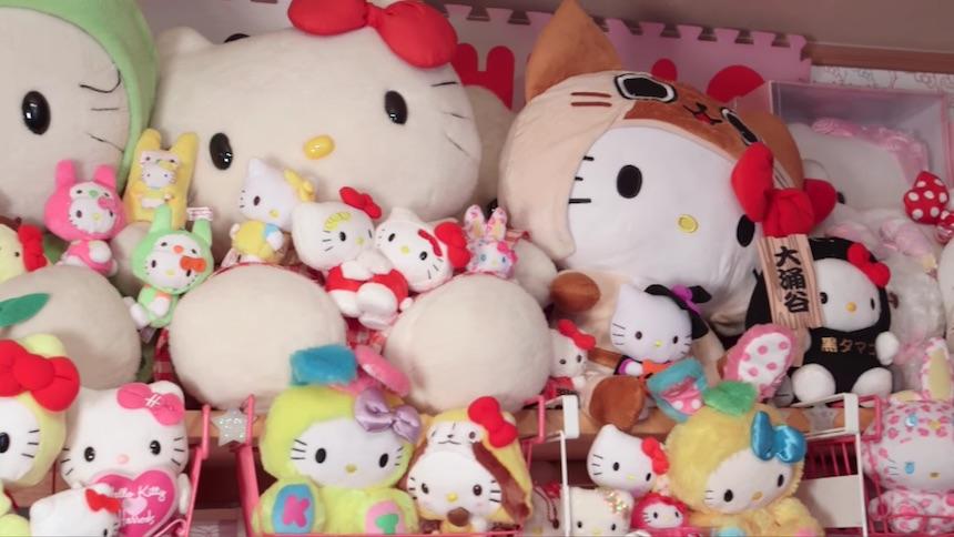 Hello Kitty Colección