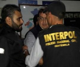 Javier Duarte, exgobernador de Veracruz es detenido en Guatemala