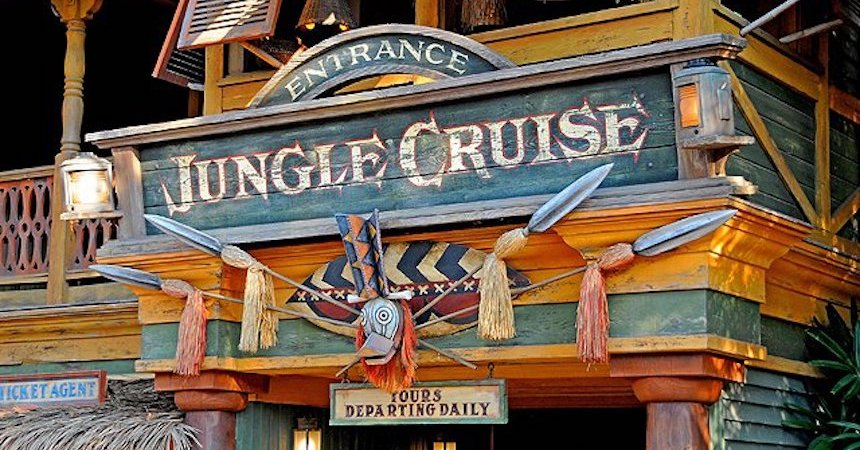 Jungle Cruise de Disney
