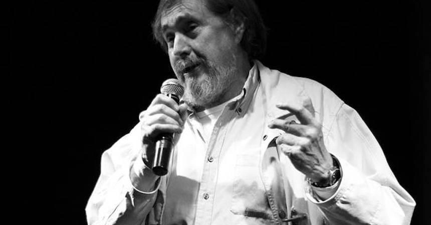 Marcelino Perelló, académico de la UNAM