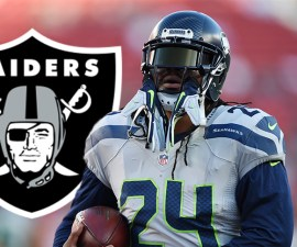 Marshawn Lynch a los Raiders