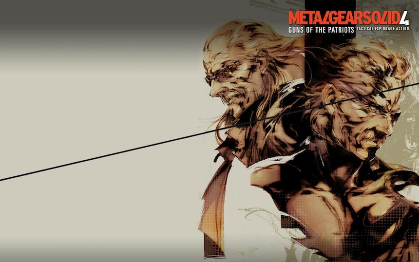 Metal Gear Solid 4: Guns of the Patriot