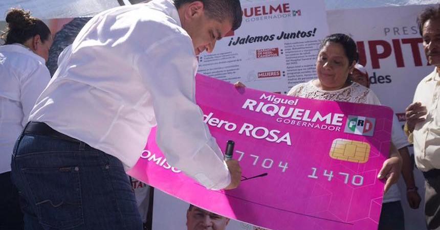 Miguel Ángel Riquelme, gobernador de Coahuila