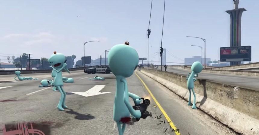 Mod de Rick and Morty