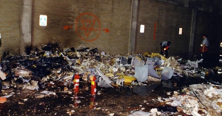 El Pentágono - Leventando escombros
