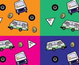 Subirán tarifa de transporte público en la Ciudad de México