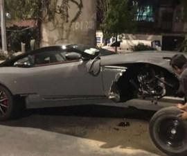Supuesto auto del alcalde de Pilcaya, Guerrero