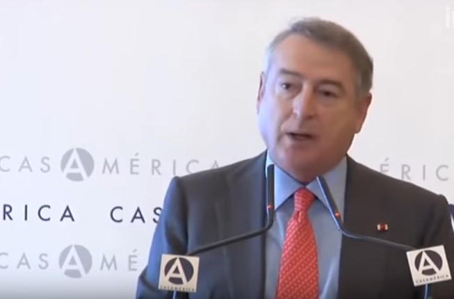Presidente de RTVE, José Antonio Sánchez