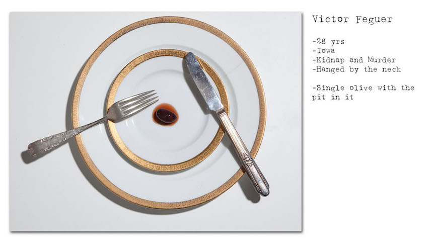 Comida de Victor Feguer
