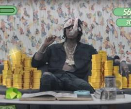 Wiz Khalifa - Nuevo juego