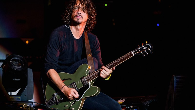 Chris Cornell concierto Soundgarden