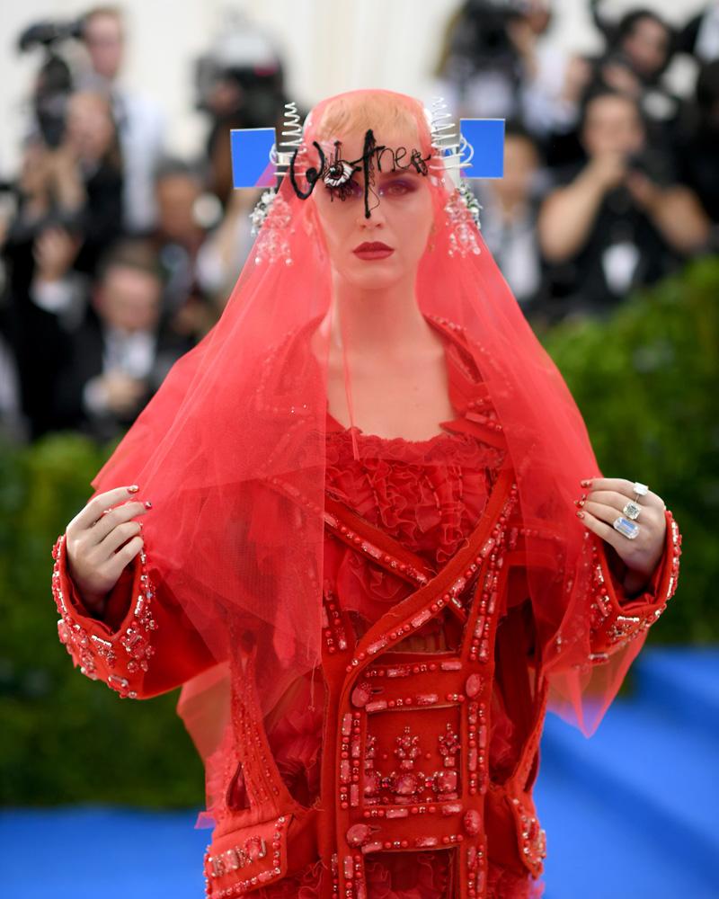 Katy Perry Met Gala