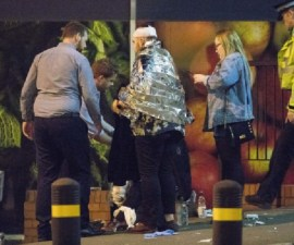 Ataque terrorista en Manchester