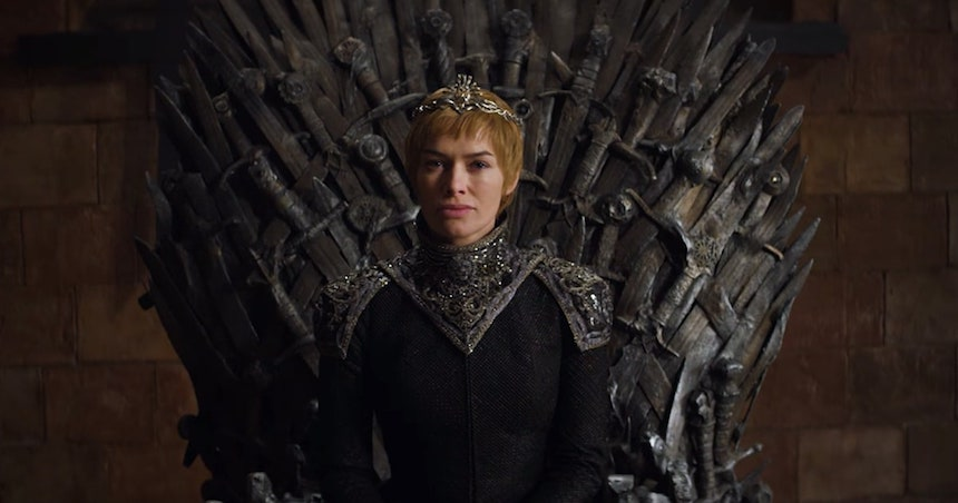 Resultado de imagen de cersei lannister hbo