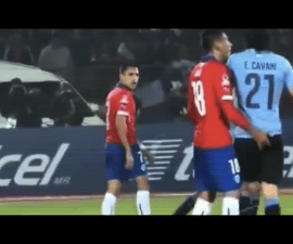 Jara Cavani Copa Confederaciones
