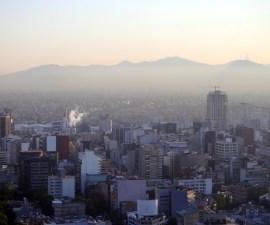 Contingencia Ambiental en Ciudad de México