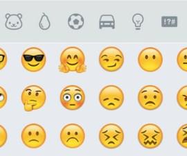 Emojis - WhatsApp