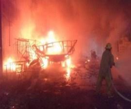 Explosión en Chilchotla, Puebla