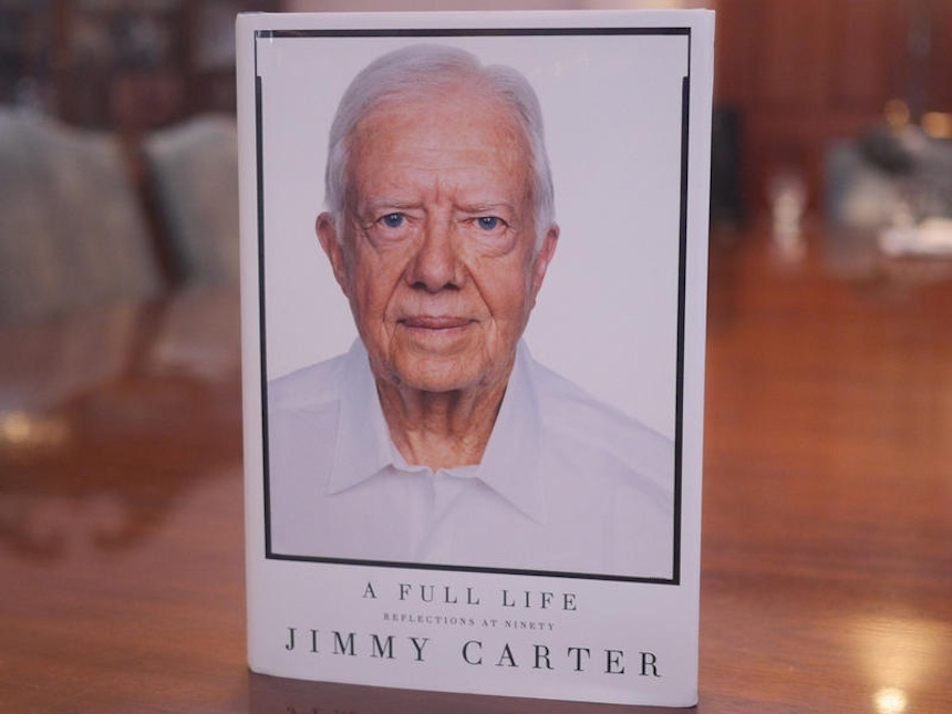 A Full Life - Jimmy Carter