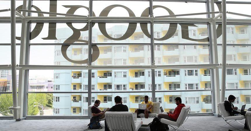 Empresas - Oficinas de Google