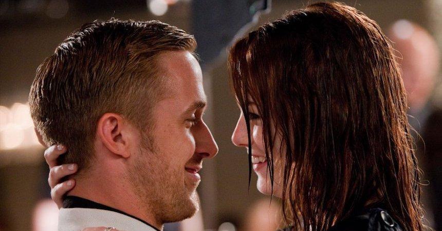 Parejas - Ryan Gosling y Emma Stone