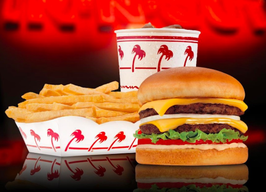 Hamburguesas - In-N-Out
