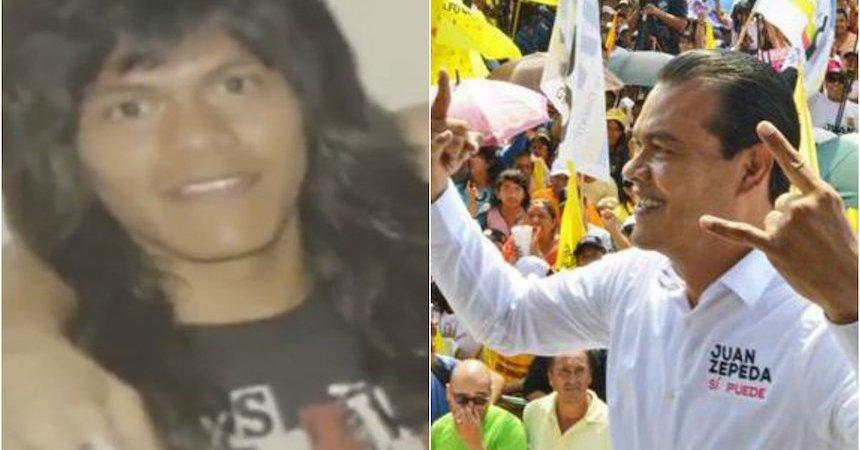 Juan Zepeda, candidato a la gubernatura del Estado de México