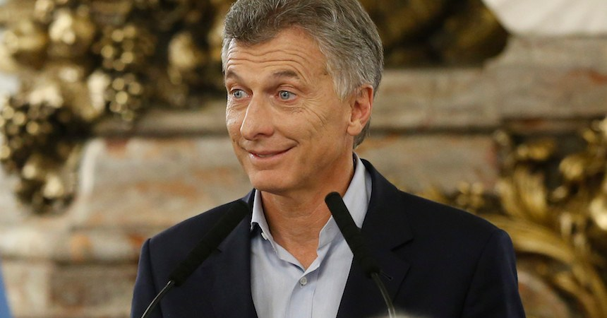 Candidatos del PAN a alcaldías de Veracruz plagiaron discurso de Mauricio Macri, presidente de Argentina