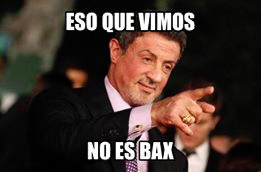 Meme Canelo vs Chávez Jr.