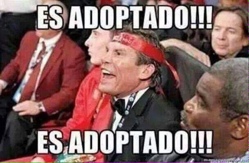 Meme Canelo vs Chávez Jr