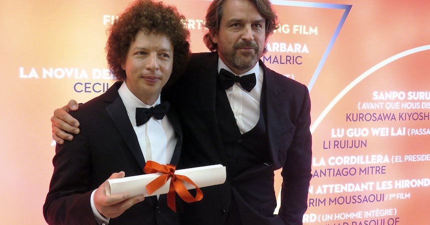 Michel Franco en Cannes