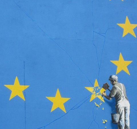 Mural de Banksy