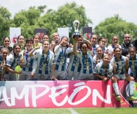 Campeonas de la Liga MX Femenil