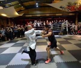 MMA contra taichí