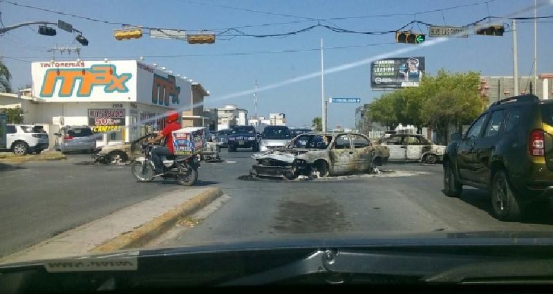 Bloques en Reynosa, Tamaulipas