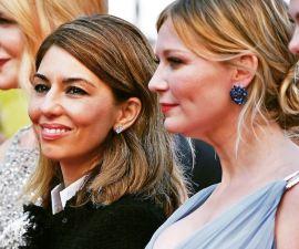 Sofía Coppola en Cannes