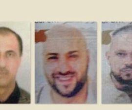 Los tres supuestos terroristas detenidos en la CDMX