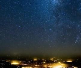 El cielo estrellado de Zúrich