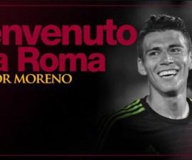 Hector Moreno nuevo jugador de la Roma