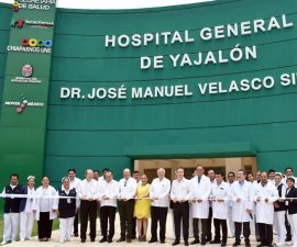 Hospital Chiapas