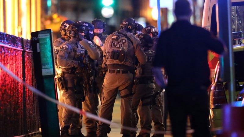 Policia Contraingeligencia Londres
