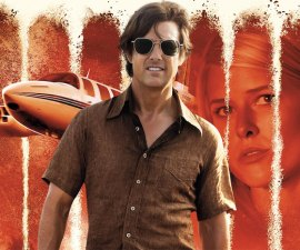 Tom Cruise poster American Made