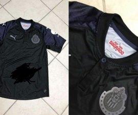 Nuevo uniforme Chivas
