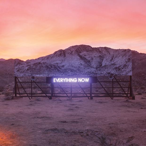 Arcade Fire estrena sencillo 'Everything Now'