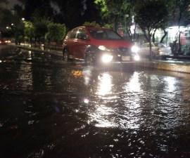 El aguacero que se nos viene: pronostican lluvias para esta tarde en la Ciudad de México